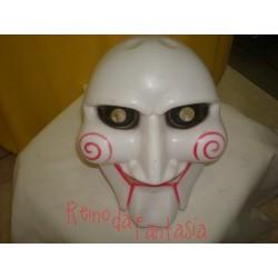 Máscara mortais