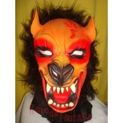 Máscara Lobsomem