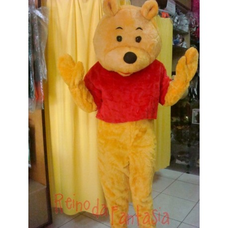 Bicho Animação Ursinho Pooh