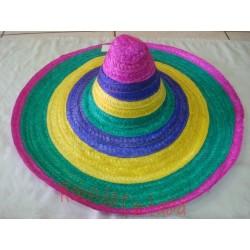 Chapéu Mexicano Colors