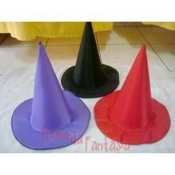Chapéu de Bruxa Simples